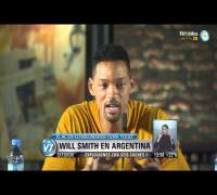 Visión 7: Will Smith en la Argentina