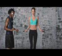 VSFS 2011: Doutzen Kroes' Workout