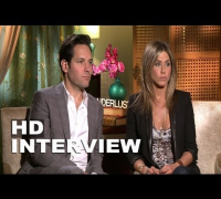 Wanderlust: Jennifer Aniston & Paul Rudd Exclusive Interview (02/24/2012)