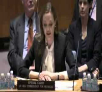 WATCH: Angelina Jolie urges UN Security Council - Full Video