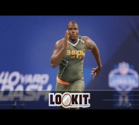 Watch Jadeveon Clowney, Greg Robinson run ridiculous NFL Combine 40s  (Lookit)