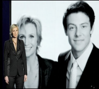 Watch Jane Lynch's Touching Tribute to Cory Monteith - Emmy Awards 2013
