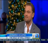 WATCH: Special Interview with Leonardo Dicaprio on GMA || Talks on The Wolf of Wall Street