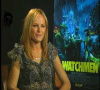 Watchmen Interview with Malin Akerman on andPOP.com