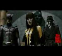 Watchmen Movie Trailer - Malin Akerman and Patrick Wilson