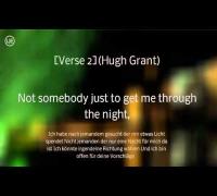 """Way Back Into Love"" (Hugh Grant and Drew Barrymore) LYRICS Karaoke Cinema version"