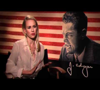 WB's J.Edgar Interview: Naomi Watts Part 1 of 2