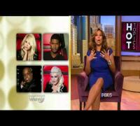 Wendy Williams Hot Topics: Christina or Shakira on The Voice Season 5? [04.24.13]