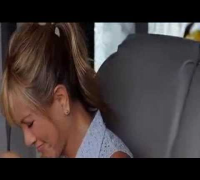 We're the Millers Bloopers Gag Reel - Hilarious - Teasing Jennifer Aniston with Friends Theme Song
