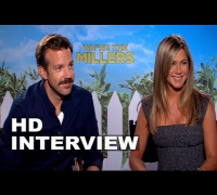 We're The Millers: Jennifer Aniston and Jason Sudeikis Official Junket Interview (08/07/2013)