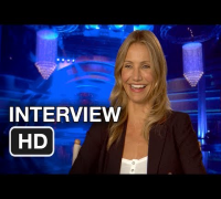 What to Expect When You're Expecting (2012) - Cameron Diaz Interview HD