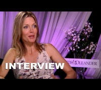 White Oleander: Michelle Pfeiffer Exclusive Interview
