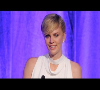 Why Charlize Theron Gives Back