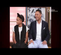 Will Smith avergüenza a su hijo en TV