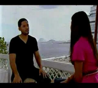 will smith in Brazil interview  to fantastic programe