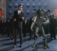Will Smith - Men In Black[Official Music Video]