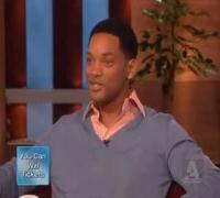 Will Smith on Ellen - Part 1
