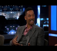 Will Smith on Jimmy Kimmel Live PART 2