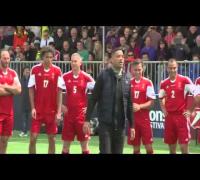Will Smith pateó el peor penal de la historia  entre Borussia y el Múnich -  Wembley Park