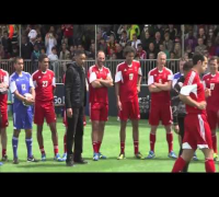 Will Smith - The WORST EVER Penalty kick at Wembley Park in 2013 Champions League Final
