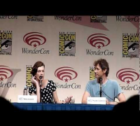 WonderCon 2012: Resident Evil: Retribuition Panel // Milla Jovovich & Paul Anderson
