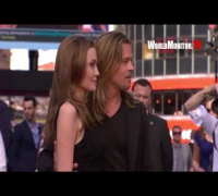 'World War Z' World premiere arrivals - Angelina Jolie, Brad Pitt, Daniella Kertesz