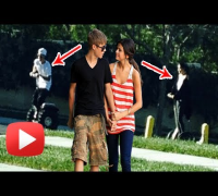 WTF!!! Justin Bieber Selena Gomez SPOTTED Riding Together!