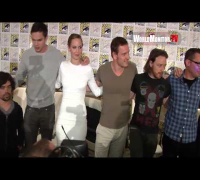 'X Men: Days of Future Past' Halle Berry, Jennifer Lawrence, Hugh Jackman at Comic Con