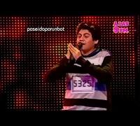 YO SOY: Niño de 15 años canta como Shakira [Shakiro Peruano] 15/10/12