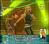 """YO SOY PERÚ 02-05-13 - BRITNEY SPEARS """"I LOVE ROCK & ROLL"""" - [YO SOY 02/05/13] (9/19)"""