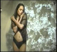 young Angelina Jolie sexy rare bikini photoshoot and interview