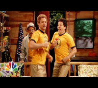 Young Jimmy Fallon & Justin Timberlake Sing At Camp Winnipesaukee