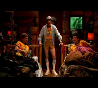 Young Jimmy Fallon & Justin Timberlake Sing At Summer Camp