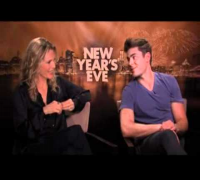Zac Efron and Michelle Pfeiffer talk to Tribute.ca about New Year's Eve