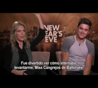 Zac Efron & Michelle Pfeiffer - Noche de Fin de Año (New Year's Eve)