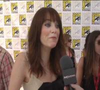 Zombieland - Comic-Con 2009 Exclusive: Emma Stone