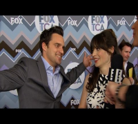 "Zooey and Jake on ""New Girl"" Chemistry"