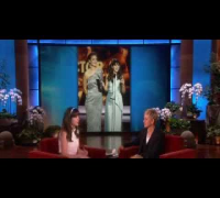 Zooey Deschanel is So Excited on Ellen Show