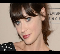 "Zooey Deschanel ""Overwhelmed"" By Angry Internet"