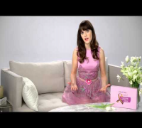 Zooey Deschanel speaks about Pantene Beautiful Lengths and National Donate Your Hair Week